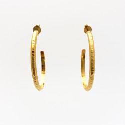 Creoles Elea Earrings