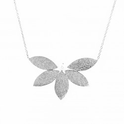 Collier Feuille GM