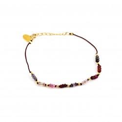 Bracelet spinelles...
