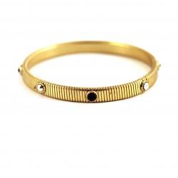 Black Strada Bracelet
