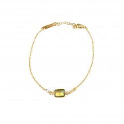 Terry Labradorite Bracelet