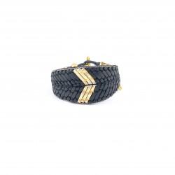 Bracelet Ostra Noir