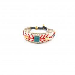 Bracelet Trinidad Blanc