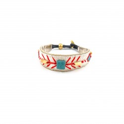 Trinidad White Bracelet