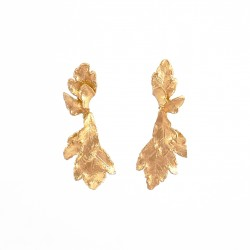 Vine Leaf Earrings