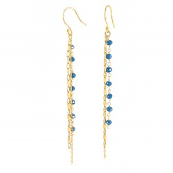 Adena Blue Earrings